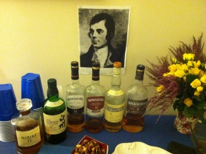 Burns Night Party 1